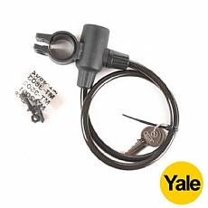 美國YALE-單車合金安全鎖