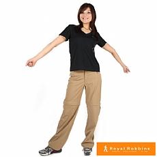 女排汗快乾抗UV兩截褲