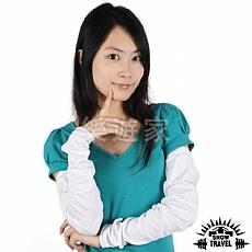 平口抗UV遮陽冰涼袖套
