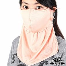 抗UV遮陽護頸透氣口罩