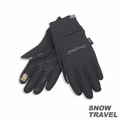 X-static銀纖維保暖觸碰手套