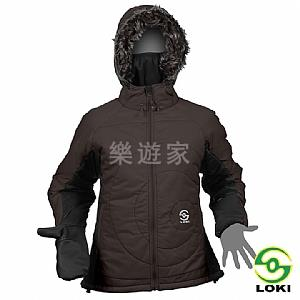女 RING INSULATED JACKET 抗風保暖PRIMALOFT外套