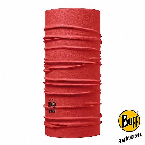 紅色素面 COOLMAX頭巾