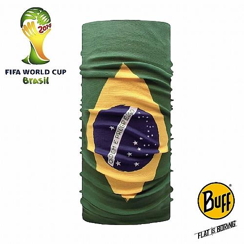 世界盃足球系列頭巾-巴西森巴軍團
