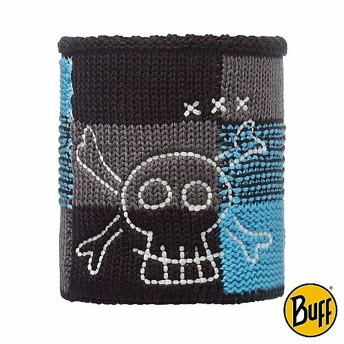 愛搗蛋 兒童雙面針織POLAR保暖領巾