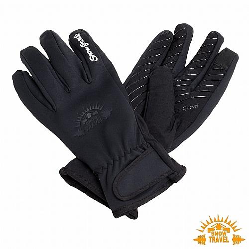 可觸控防風保暖薄刷手套