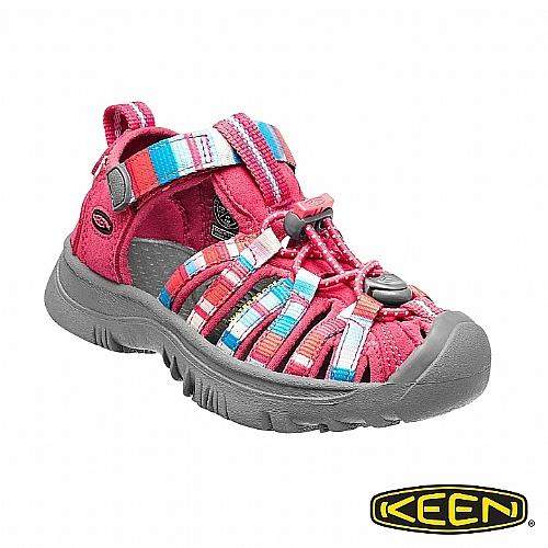 幼童 WHISPER護趾涼鞋