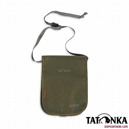防RFID 頸掛式安全錢包
