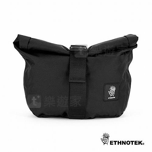 Black Cyclo Travel Sling 民族風手工斜肩包