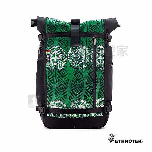 Ghana Raja Pack 46L 迦納民族風手工雙肩背包