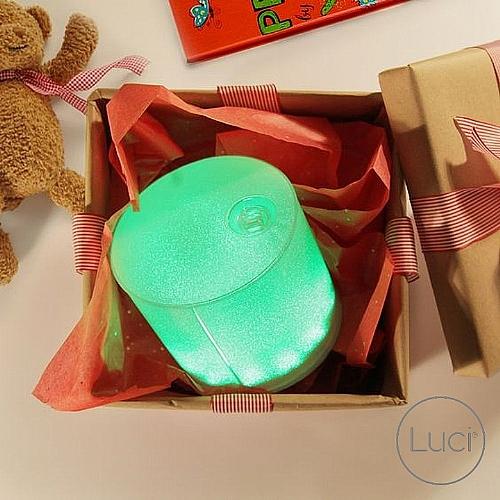充氣式太陽能LED燈 Color 多彩派對