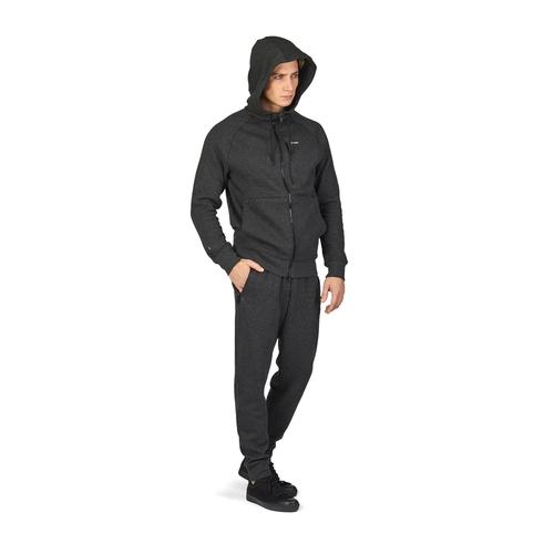 男 Transit travel hoodie抗菌防盜休閒連帽外套