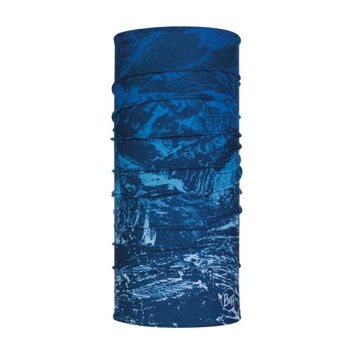 藍色山岳 經典頭巾 Plus XL