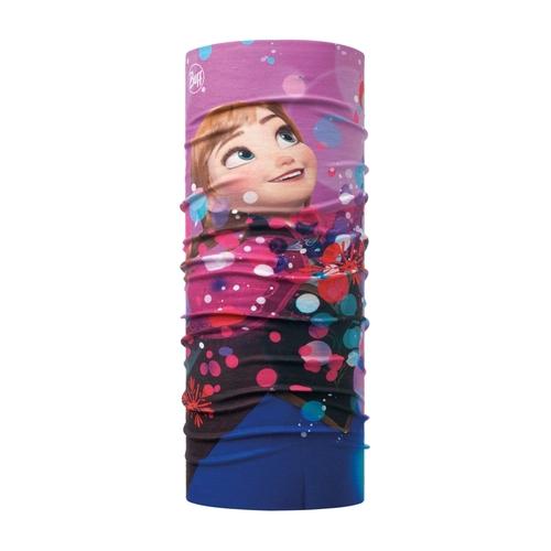 兒童冰雪奇緣經典頭巾 Plus-粉紅安娜