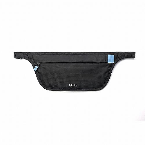 RFID防側錄隱形腰袋 (可放手機)