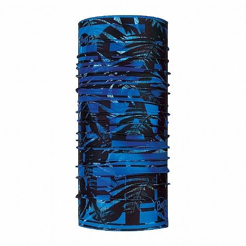 Coolnet抗UV頭巾-寶藍叢林