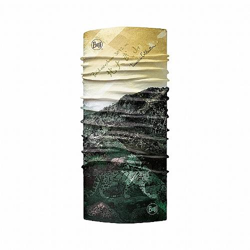 Coolnet抗UV頭巾-台灣系列-北大武山