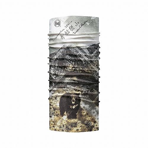Coolnet抗UV頭巾-台灣系列-秀姑巒山