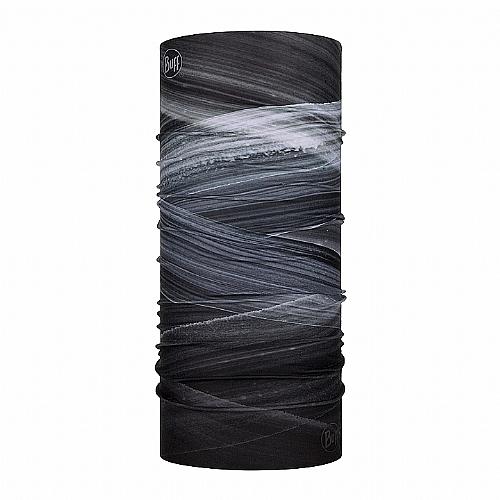 經典頭巾Plus-墨色旋風