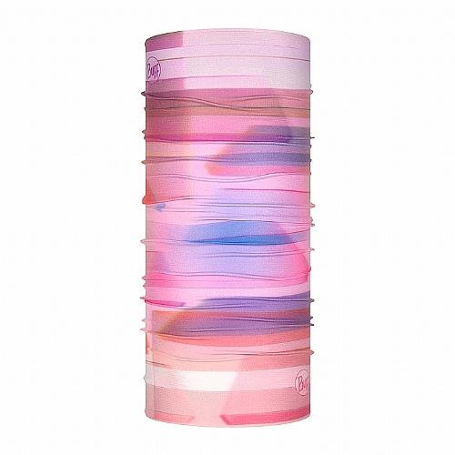 Coolnet抗UV頭巾-粉色律動