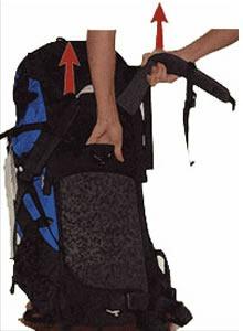OSPREY登山旅遊背包,戶外背包的設計標竿