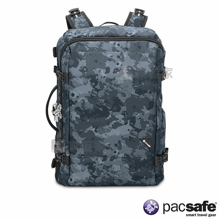Pacsafe Vibe 40 防盜自助旅行背包